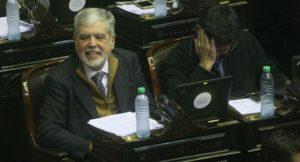 """Diputados rechazó la expulsión de De Vido por """"indignidad moral"""""""