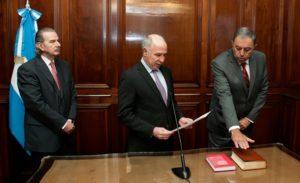 Urtubey asumió en el Consejo de la Magistratura de la Nación