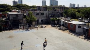 Avanza la urbanización del barrio Rodrigo Bueno