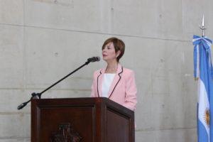 Cobertura de la Apertura del año judicial en Córdoba