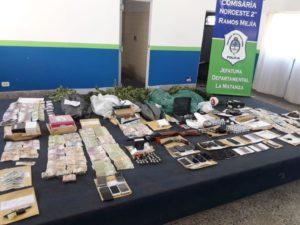 """Desbaratan bandas narcos lideradas por barras de """"Lafe"""" y Morón"""