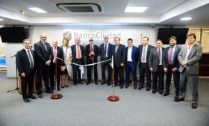 Banco Ciudad renueva su sede en el CPACF