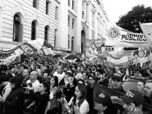 Disputa en Tribunales por la paritaria salarial