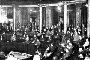 88 años del mítico edificio de la Legislatura porteña